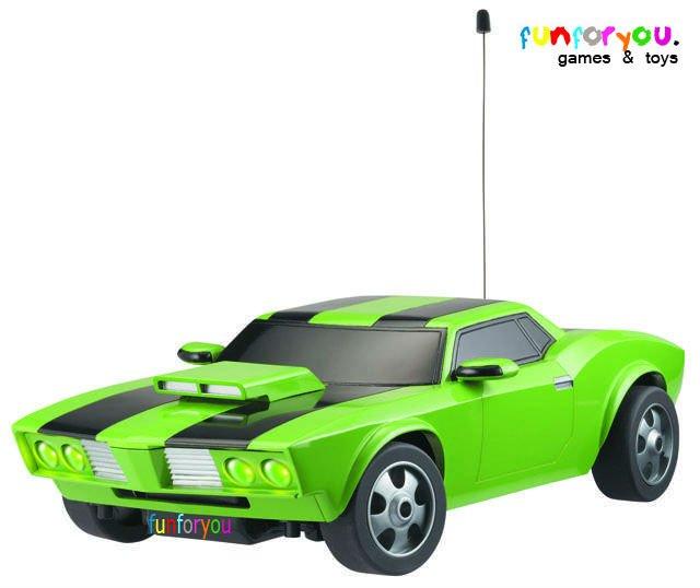Green Phanton Monster R/C Car (Web Code: 313911)
