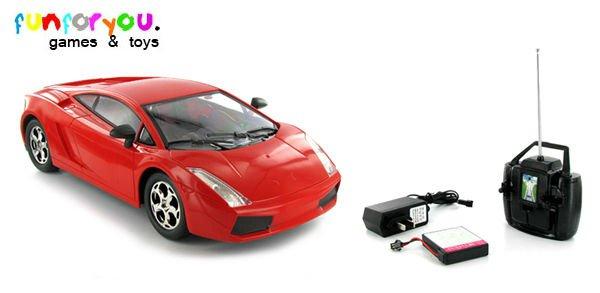 Lamborghini Red R/C Car (Web Code: 349134)