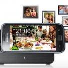 slook. Samsung Galaxy Charging Cradle + Speaker (Web Code: 219724)