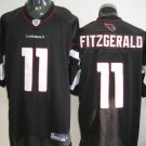 Arizona Cardinals # 11 Fitzgerald NFL Jersey Black