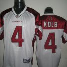 Arizona Cardinals # 4 Kolb NFL Jersey White