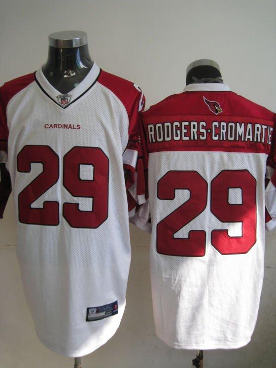 Arizona Cardinals # 29 Rodgers NFL Jersey White