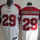 Arizona Cardinals # 29 Rodgers NFL Jersey White