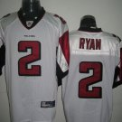 Atlanta Falcons # 2 Ryan NFL Jersey White