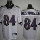 Baltimore Ravens # 84 Houshmandzadeh NFL Jersey White