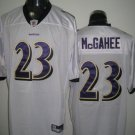 Baltimore Ravens # 23 Mcgahee NFL Jersey White