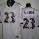 Baltimore Ravens # 23 Mcgahee NFL Jersey White