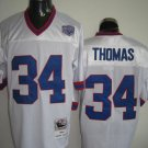 Buffalo Bills # 34 Thomas NFL Jersey White