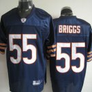 Chicago Bears # 55 Briggs NFL Jersey Blue