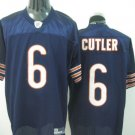 Chicago Bears # 6 Cutler NFL Jersey Blue