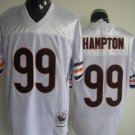 Chicago Bears # 99 Hampton NFL Jersey White