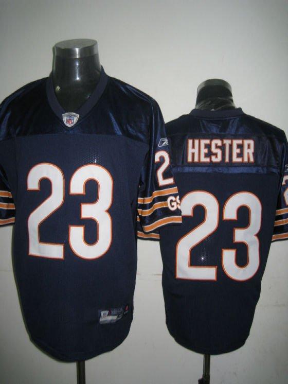 Chicago Bears # 23 Hester NFL Jersey Blue