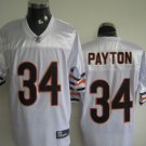 Chicago Bears # 34 Payton NFL Jersey White
