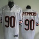 Chicago Bears # 90 Peppers NFL Jersey White