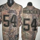 Chicago Bears # 54 Urlacher NFL Jersey Camo