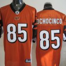 Cincinnati Bengals # 85 Ochocinco NFL Jersey Orange