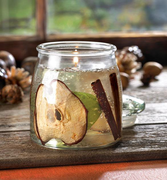 Spiced Apple Gel Candle