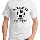 Chemistry T-Shirt - Size M - Unisex White - Buckminsterfullerene (Doublesided)