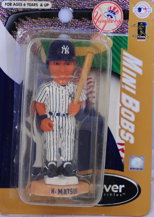 New York Yankees Matsui H. #55 Forever Collectibles Bobblehead