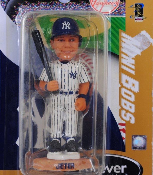 New York Yankees Derek Jeter Forever Collectibles Bobblehead