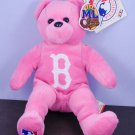 Team ML Bears authentic Boston Red Sox Bear