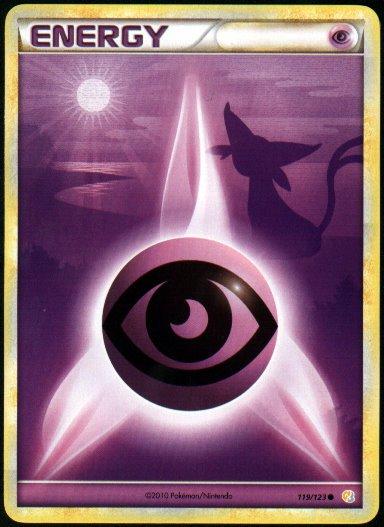 psychic energies