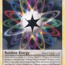 Rainbow energies