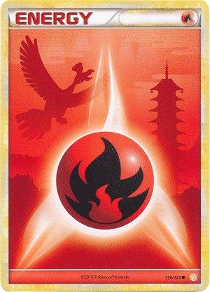 Fire energies
