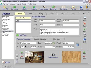 The Complete Home Journal Software