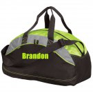 Groomsmen Gifts Personalized Monogrammed Duffel Bag Gym Embroidered 5 to Choose Small