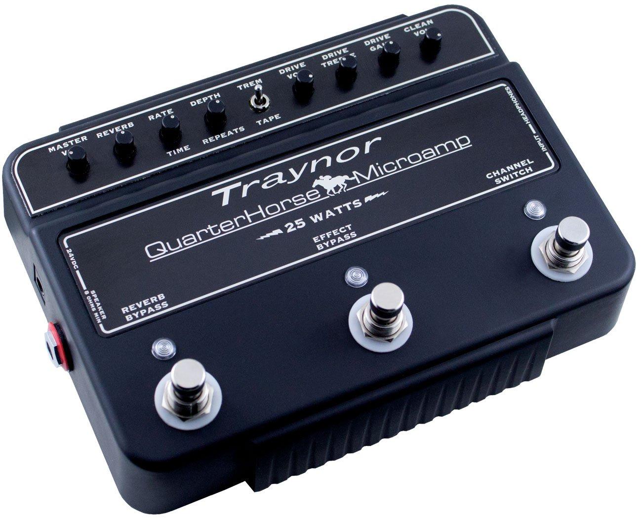 Traynor QuarterHorse DH25H Micro Electric Guitar Amp