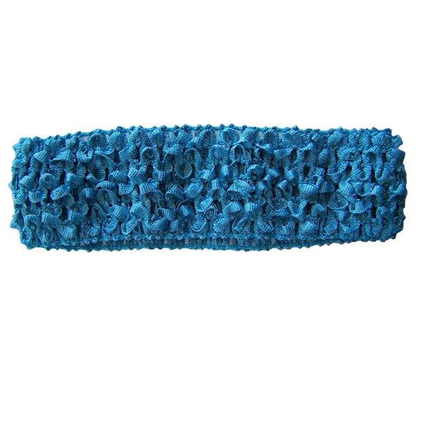 TurquoiseCrochet  headband