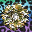 G.I. JOE CAMO  daisy hairclip
