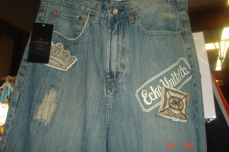 ECKO Capri Jeans