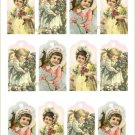 Doll Tag Sheet #16 Tags for your dolls