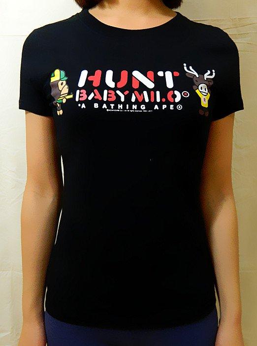 A Bathing APE BAPE T-Shirt Women 6601