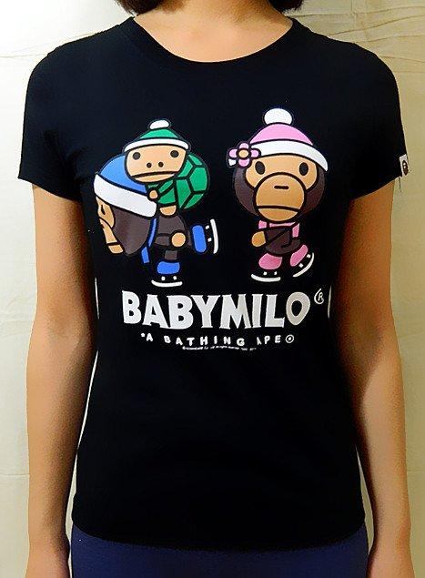 A Bathing APE BAPE T-Shirt Women 6605