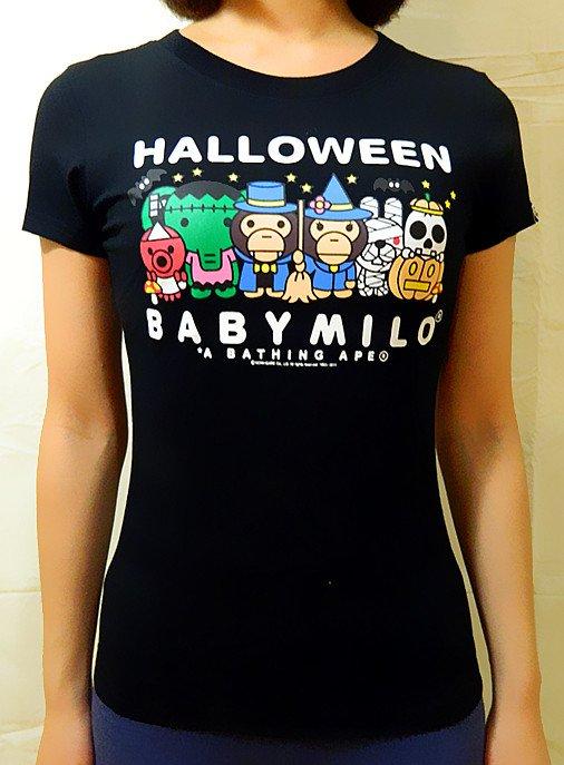 A Bathing APE BAPE T-Shirt Women Halloween