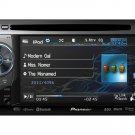 "New 2012 Pioneer AVH-P3400BH 2-Din 5.8"" DVD Receiver w/ Bluetooth & HD Radio!"