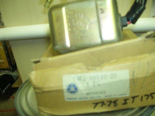 YAMAHA IT175 CDI BOX-vintage-classic-restoration-AHMRA-enduro-NOS-new old stock