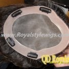 human hair mens  toupee mens wigs lace front hairsystem hair replacement