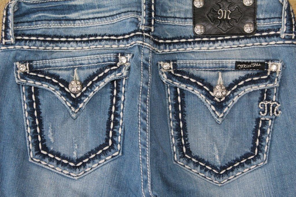 Miss Me Jeans Size 27 Bootcut Denim