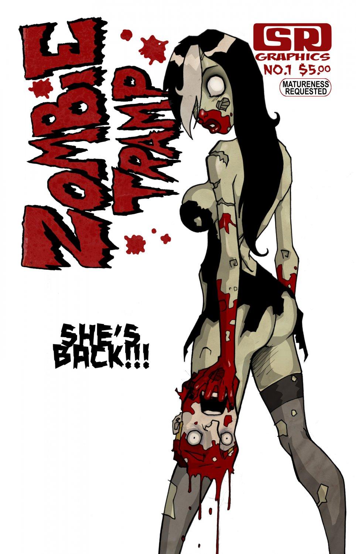 Zombie Tramp vol. 2 issue 1