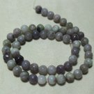 Lilac Stone Beads