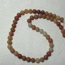 Red Aventurine Beads