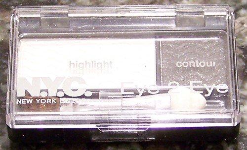 N.Y.C. New York Color EYE 2 EYE, Contour Shadows, INK 801B