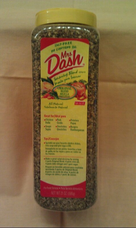Mrs Dash Original Blend 21 oz.