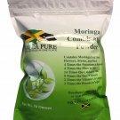 Moringa  Powder ( Combination Of Seeds, Blossom, Pods, Leaves & Stems) 16 oz Bag