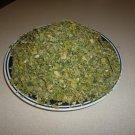 Moringa  Oleifera Leaves (1 Kg / 2.2 Lb) 100% Dried Freshly Harvested Leaves C/S