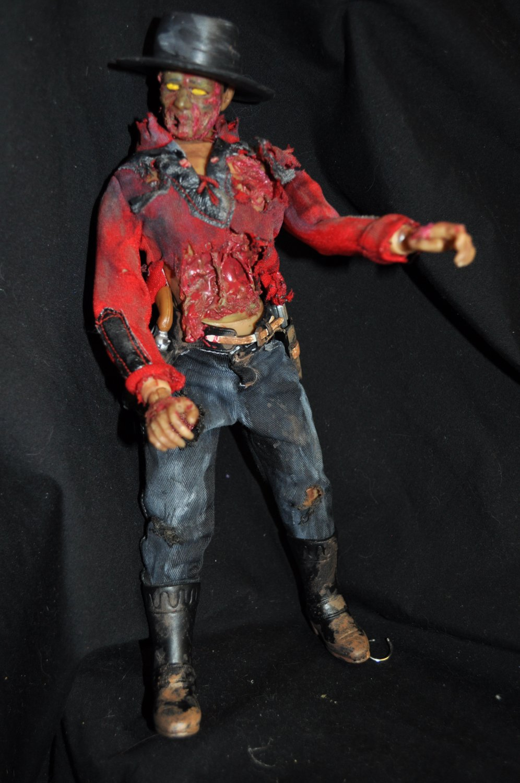Cowboy Zombie Baby